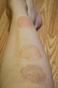 DIY Sunless Tanner and Bronzer