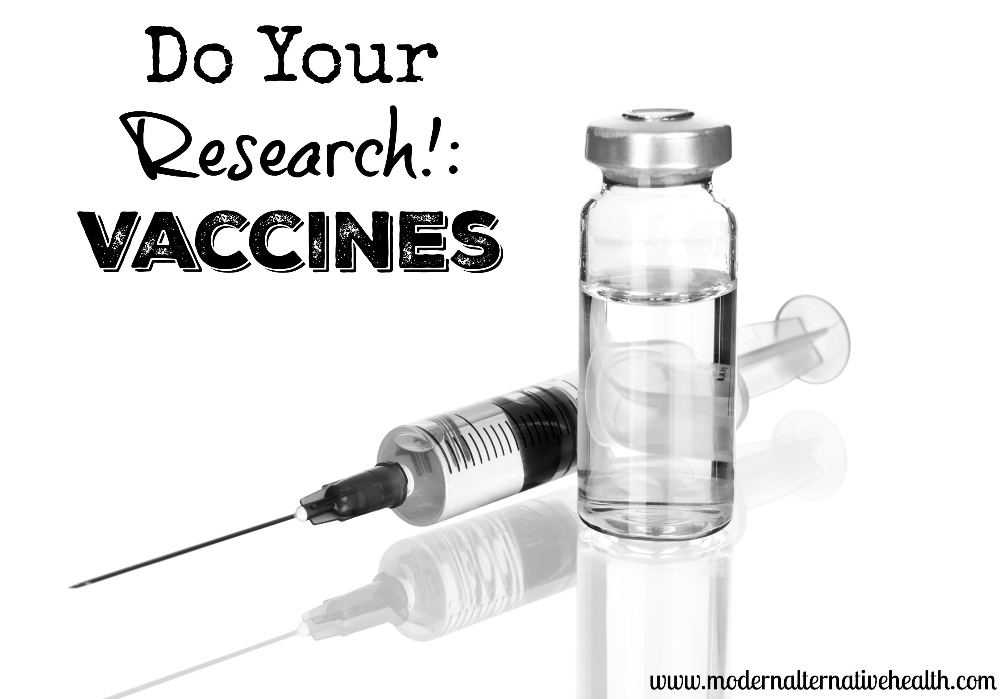 research vaccines
