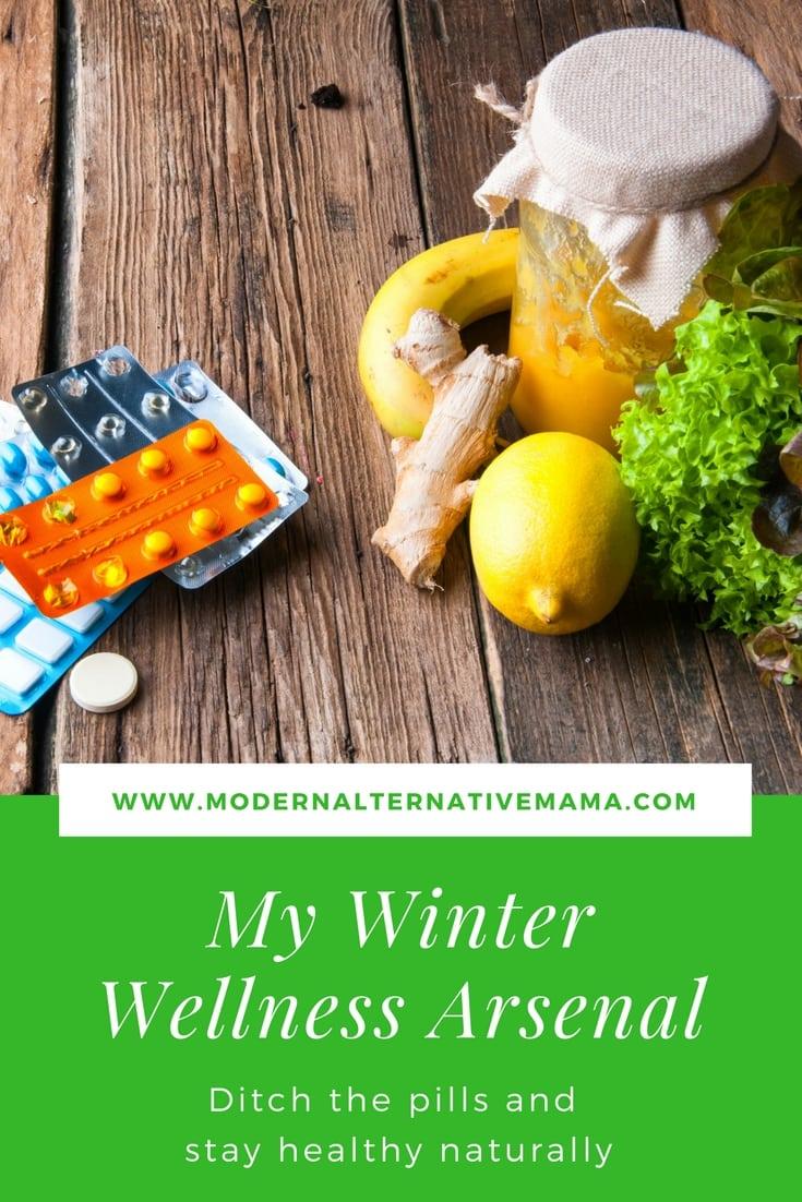winter wellness arsenal to combat illness