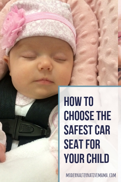 Learn how to choose the safest car seat for your child.