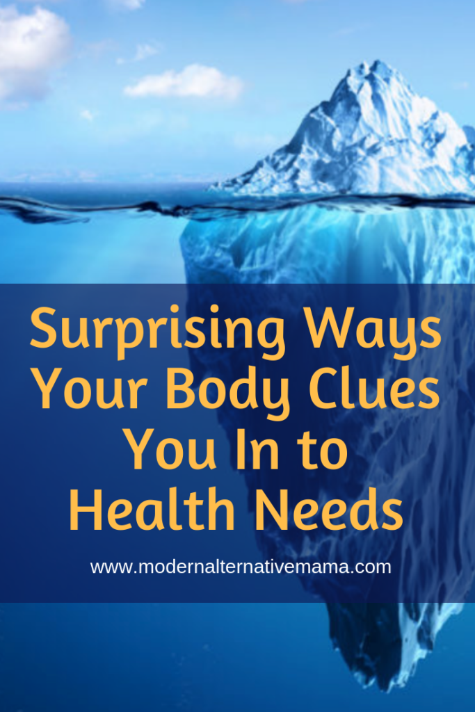 Surprising Ways Your Body Clues You In to Health Needs