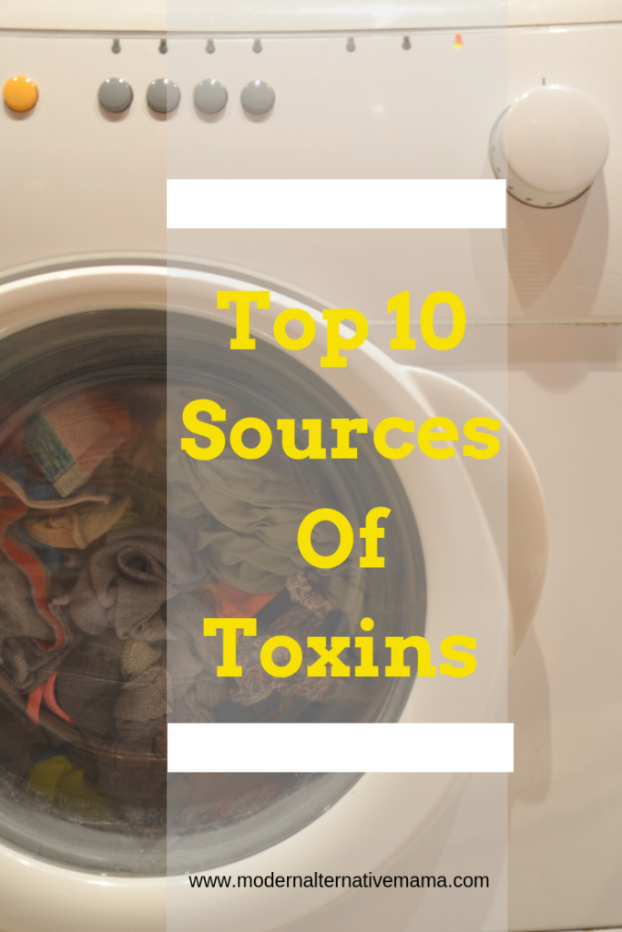 Top 10 Sources Of Toxins