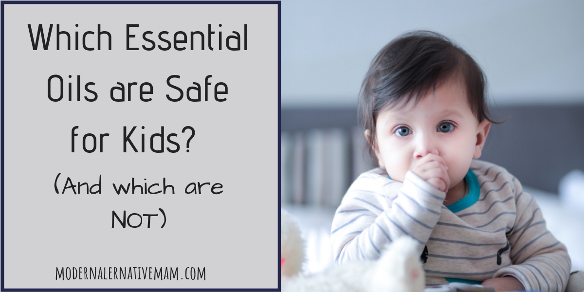 Essential Oils For Congestion In Kids Modern Alternative Mama